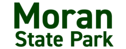 Moran State Park website header logo